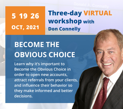 Become the Obvious Choice Workshop - store image