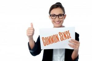 Common Sense Is Quite Uncommon - Financial Advisors Blog