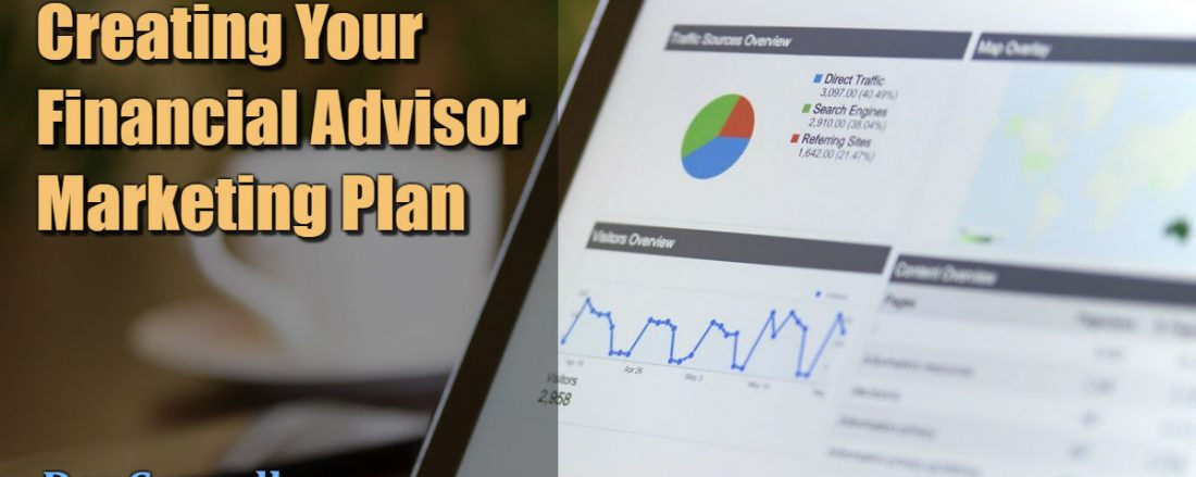 Creating Your Financial Advisor Marketing Plan