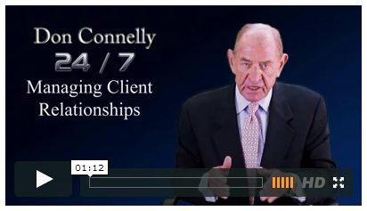 Dealing with Difficult Clients - Managing Client Relationships Don Connelly 247