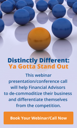 Distinctly Different - conference call - sidebar banner