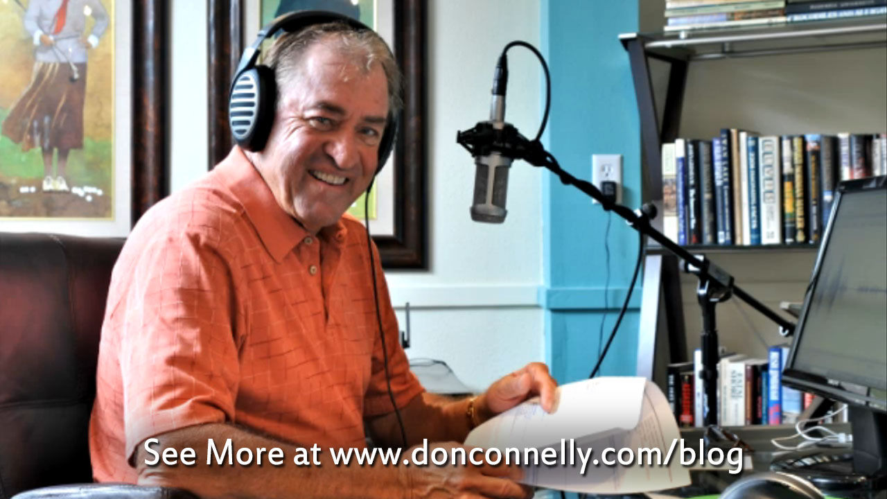 Don Connelly audio podcast