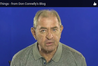 Don't Sell me Things - Don Connelly's blog