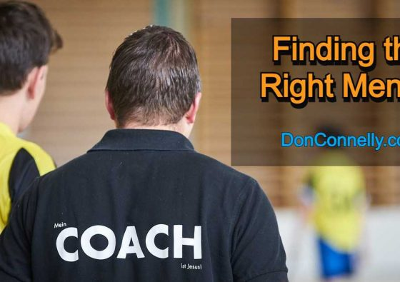 Finding the Right Mentor