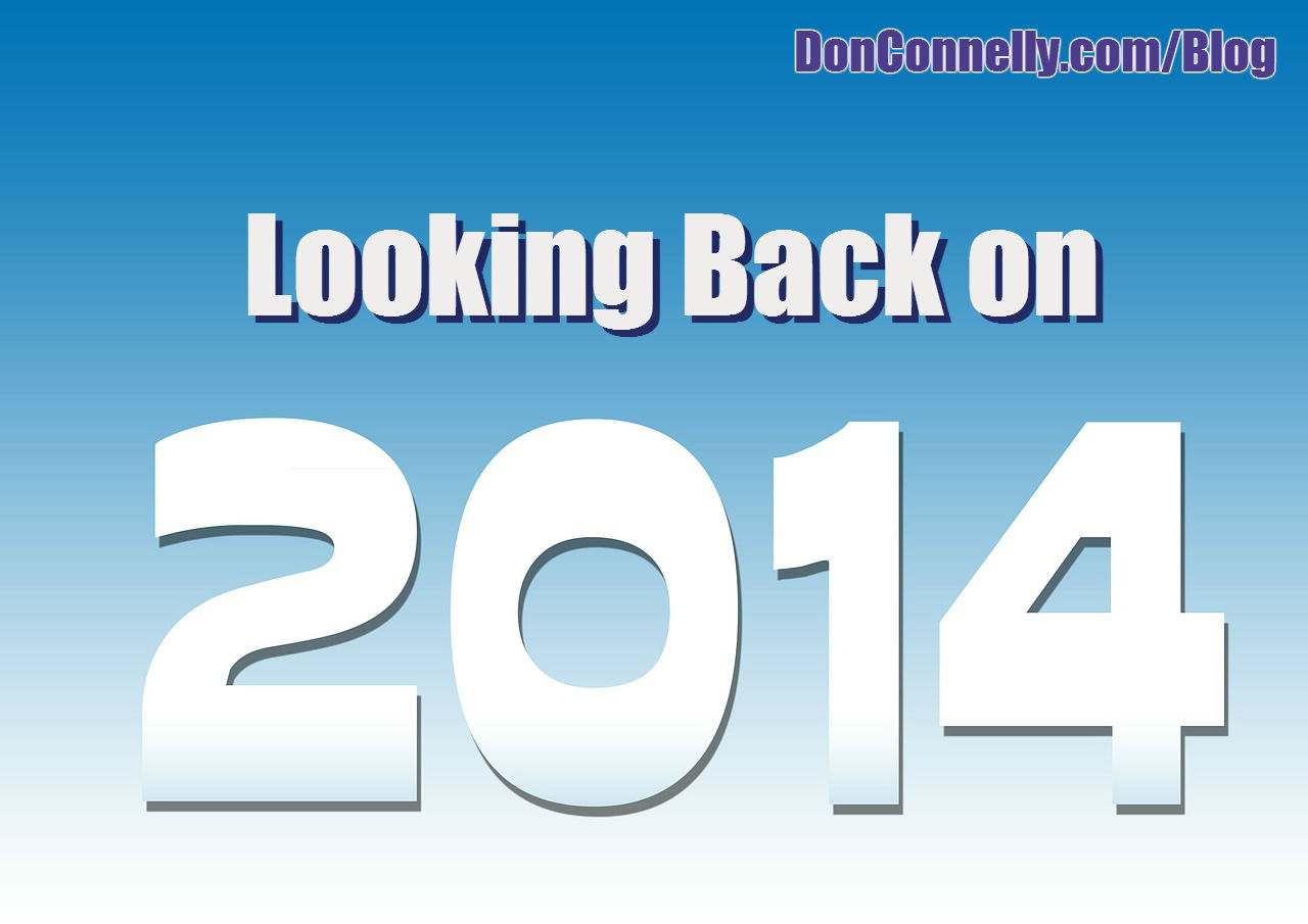 Looking Back on 2014