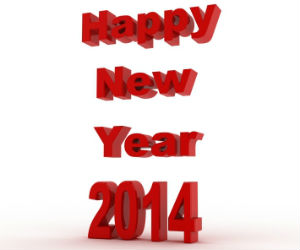 New Year's Resolutions for 2014