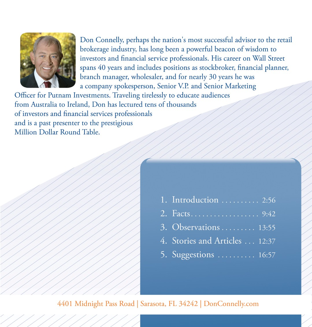 Simple Truths for Investors CD back