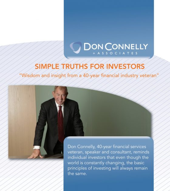 Simple Truths for Investors CD cover