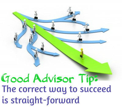 There Is No Ambiguity When It Comes to Being a Good Advisor