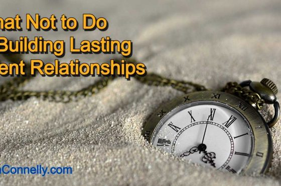 What Not to Do in Building Lasting Client Relationships