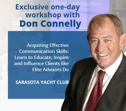 One-day workshop with Don Connelly